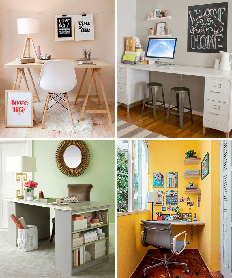 como organizar o home office 1