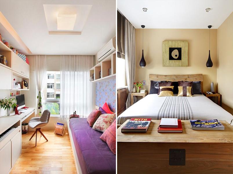 20 quartos pequenos para você se inspirar 9