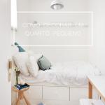Como decorar um quarto pequeno 1