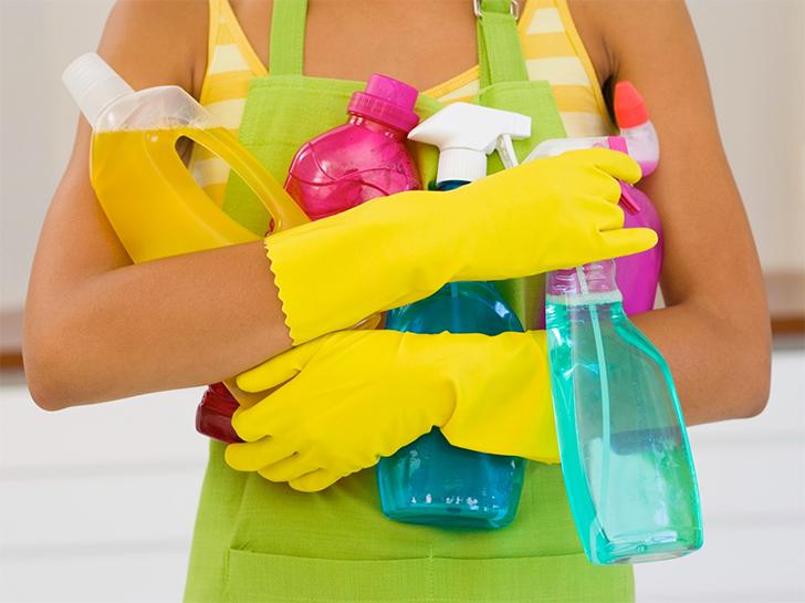 Como manter a casa limpa e arrumada todos os dias 2