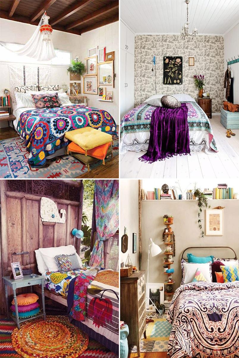 Decoração Boho Chic: que tipo de estilo é e como usar na sua casa ...
