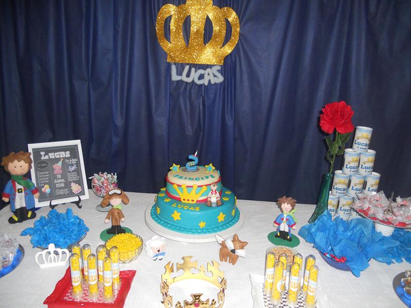 Como organizar uma festa de aniversrio para o seu filho casinha festa infantil menino tema o pequeno prncipe 11 thecheapjerseys Images