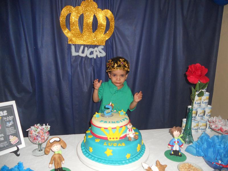 Festa Infantil Menino Tema O Pequeno Príncipe 12