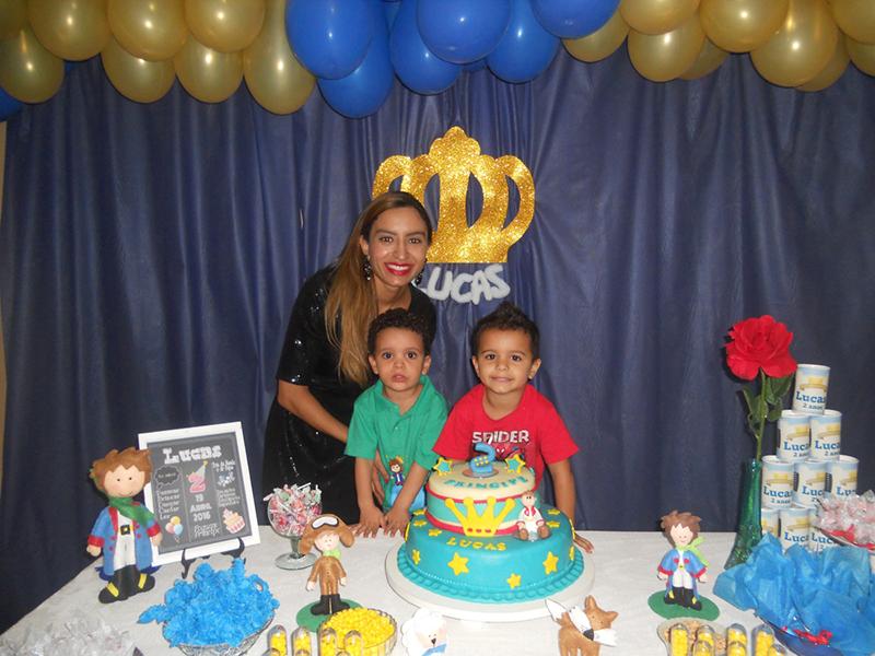 Festa Infantil Menino Tema O Pequeno Príncipe 14