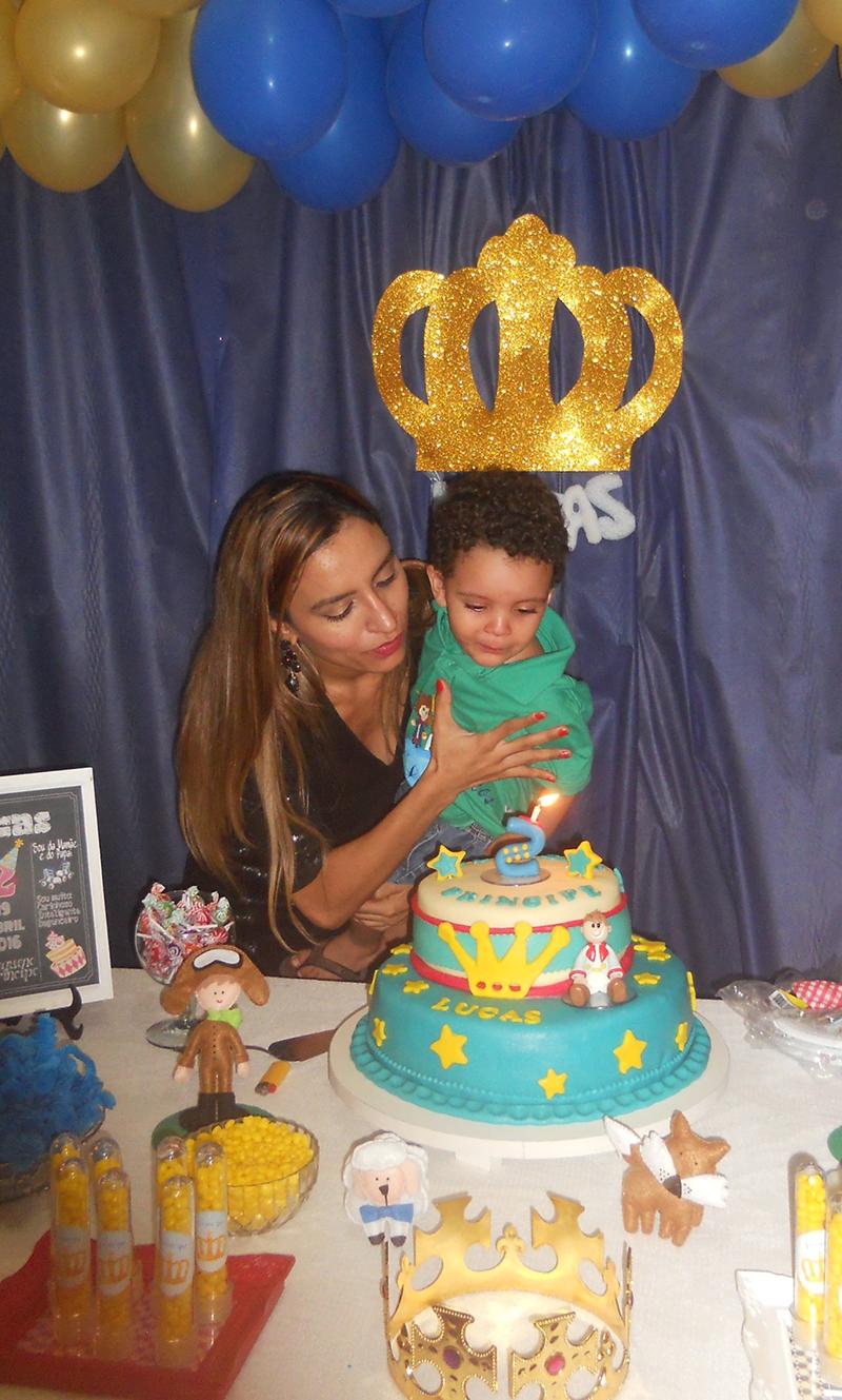 Festa Infantil Menino Tema O Pequeno Príncipe 15