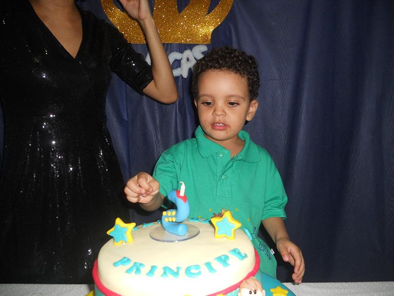 Festa Infantil Menino Tema O Pequeno Príncipe 18
