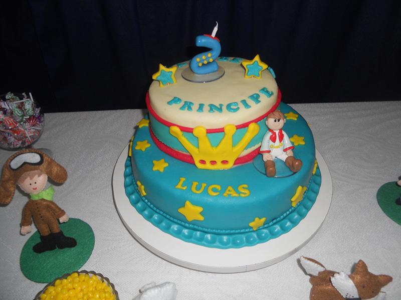 Festa Infantil Menino Tema O Pequeno Príncipe 4