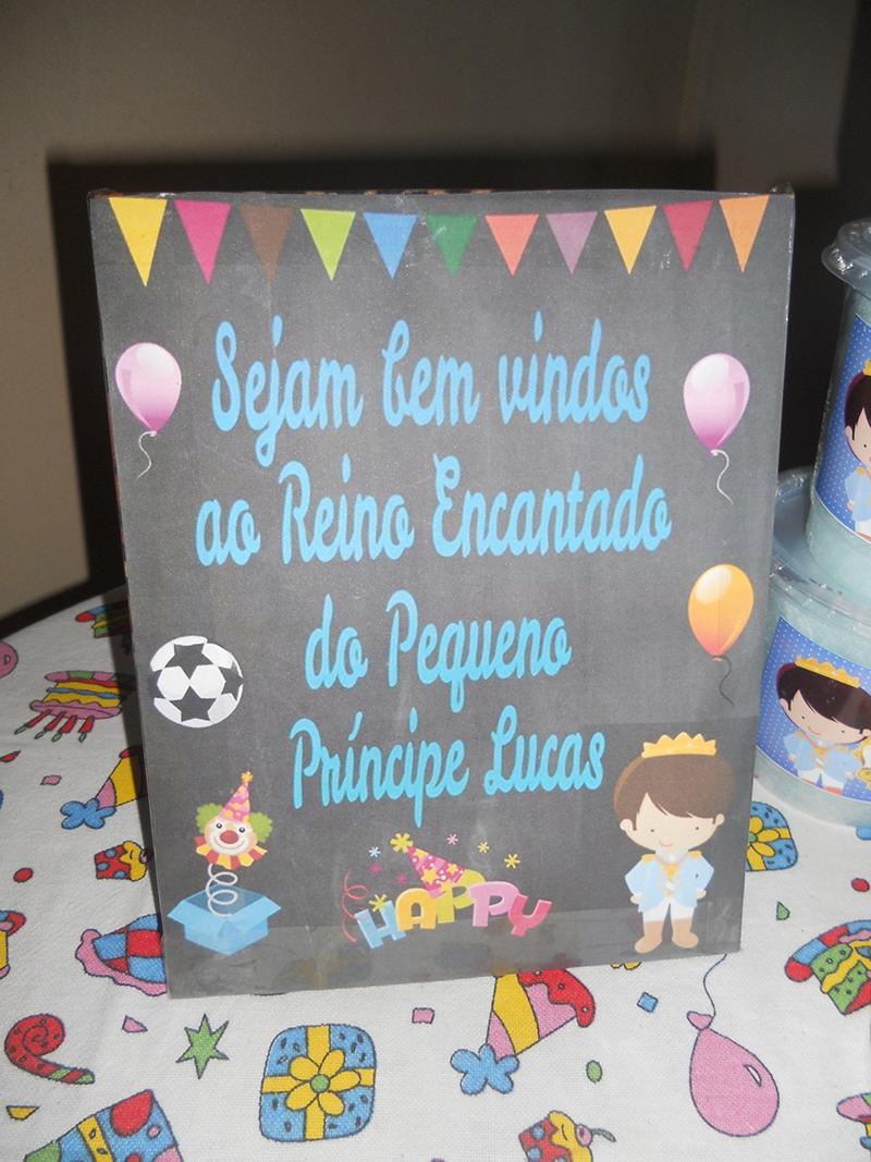 Festa Infantil Menino Tema O Pequeno Príncipe 7