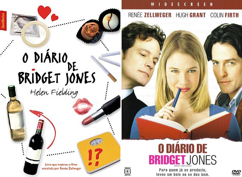 Livro O Diário de Bridget Jones