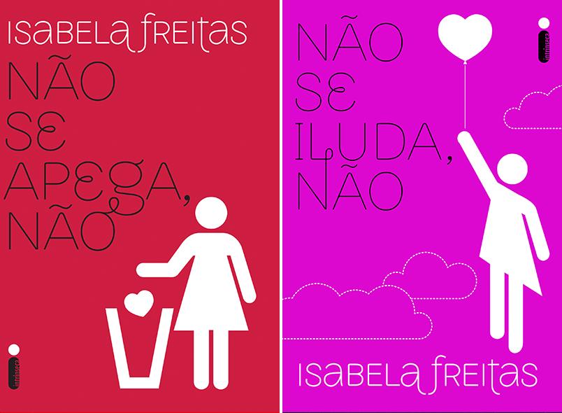 Livros não se apega não Isabela Freitas