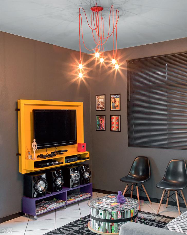 Como decorar apartamento masculino 9