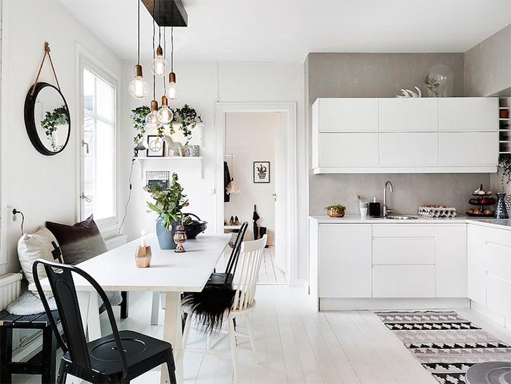 Decora o estilo escandinavo casinha arrumada for Casa estilo nordico minimalista
