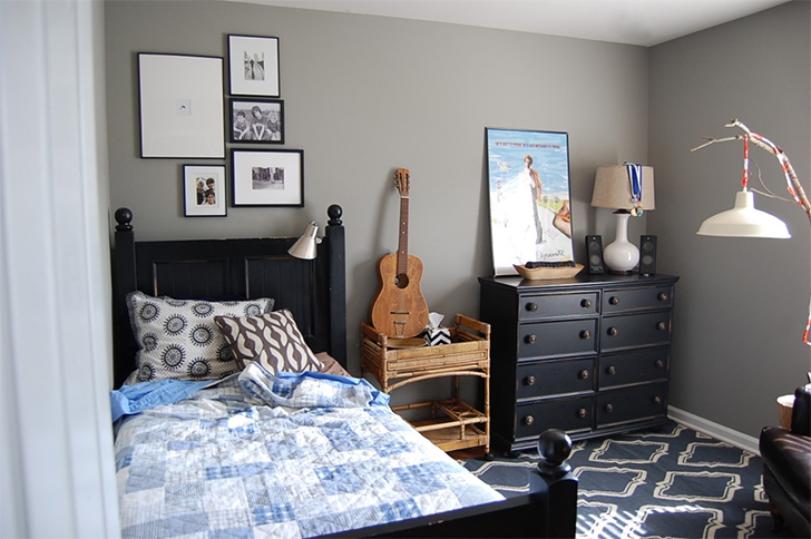 como decorar quarto de adolescente casinha arrumada. Black Bedroom Furniture Sets. Home Design Ideas