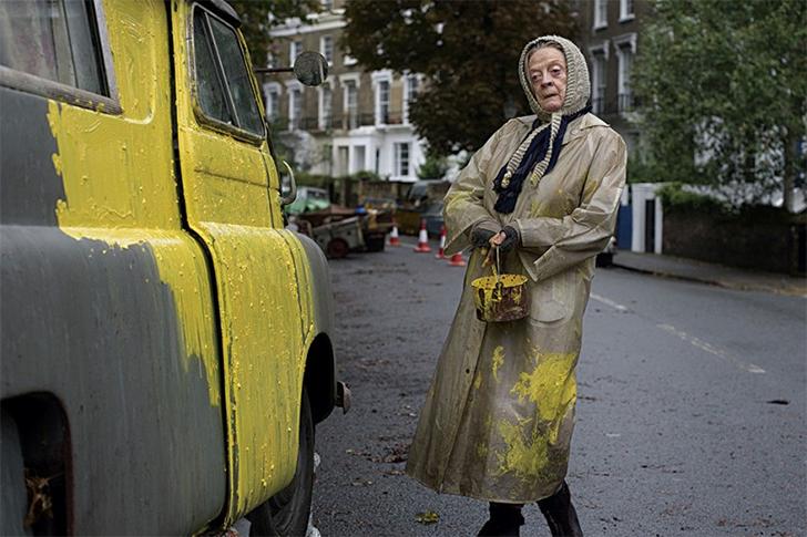 Filme A Senhora da Van