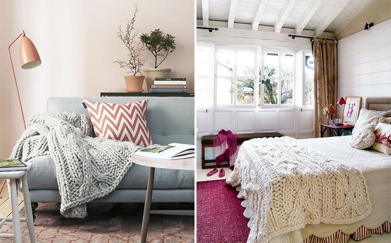 Inspirações para deixar a sua casa mais quentinha no frio 1