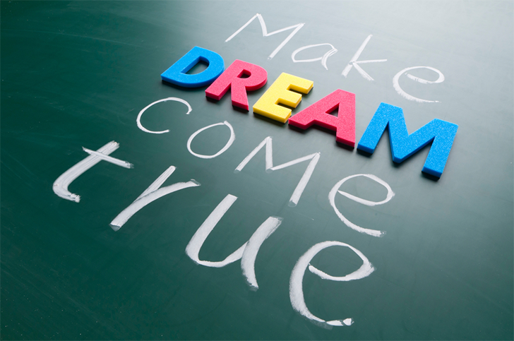 Não deixe ninguém roubar o seu sonho