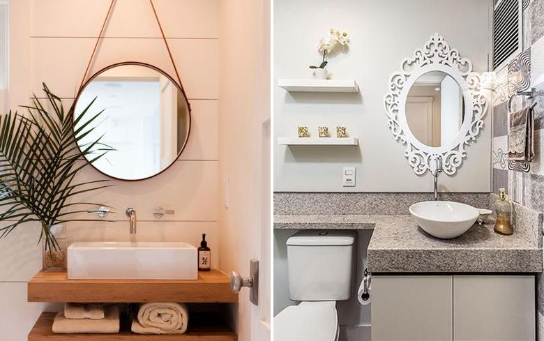 Dicas para decorar o banheiro gastando pouco  Casinha Arrumada -> Banheiro Decorar Dicas