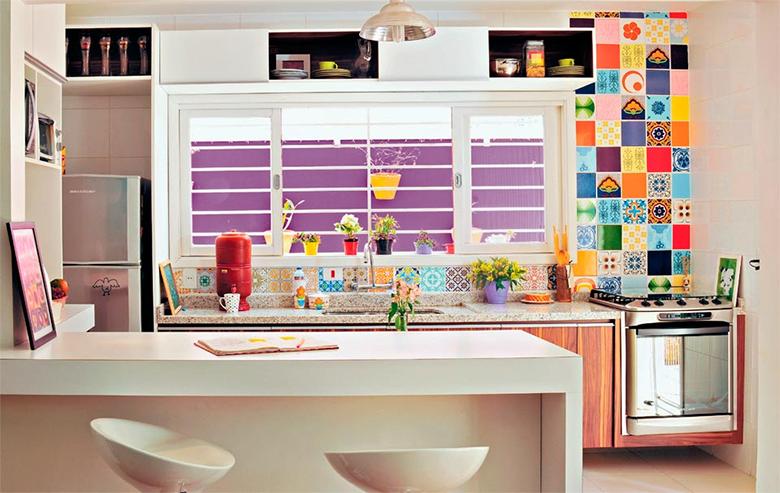 Cozinha Colorida 1