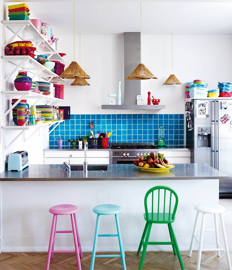 Cozinha Colorida 12