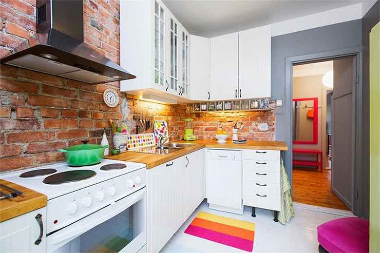 Cozinha Colorida 4