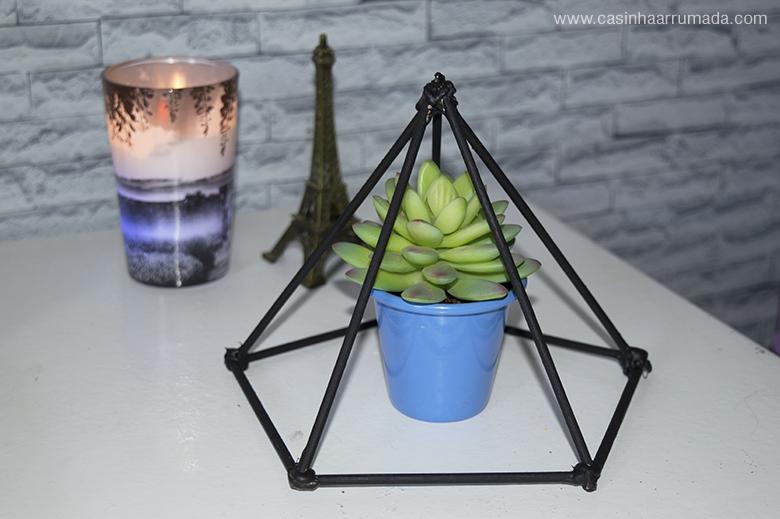 DIY Ideias Fáceis e Baratas de decoração para o quarto 5