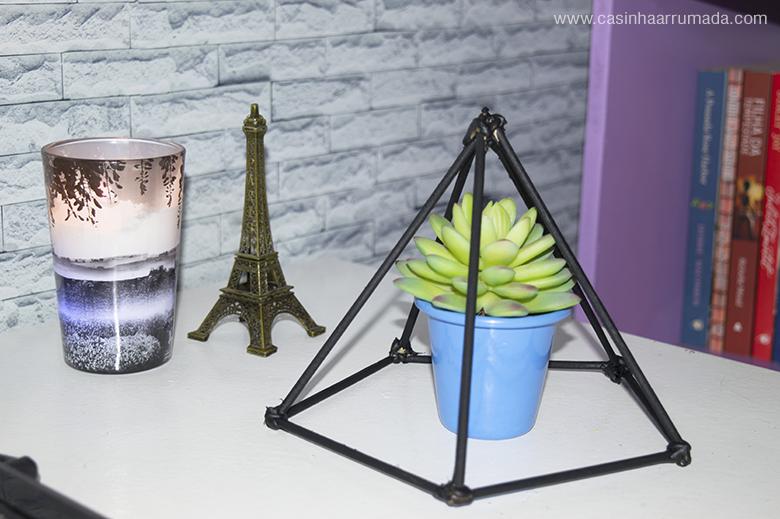 DIY Ideias Fáceis e Baratas de decoração para o quarto 6