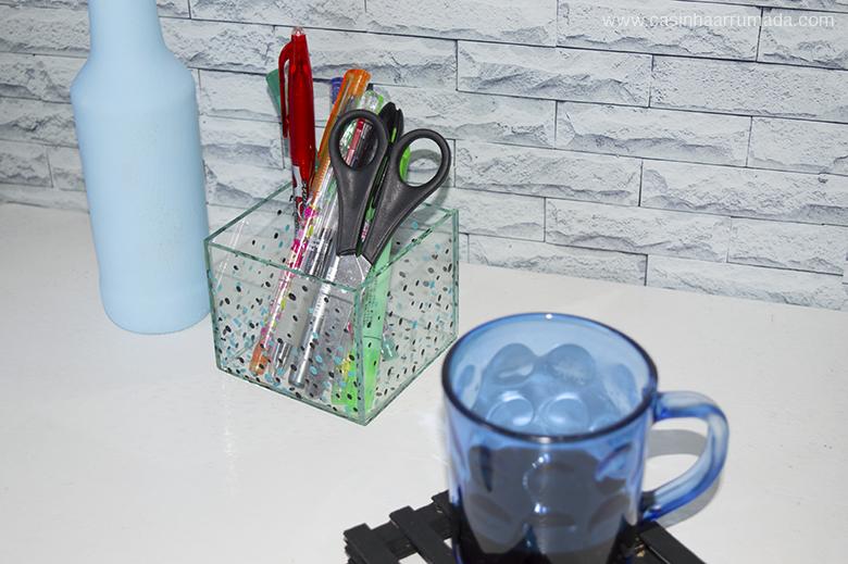 DIY Ideias Fáceis e Baratas de decoração para o quarto 7