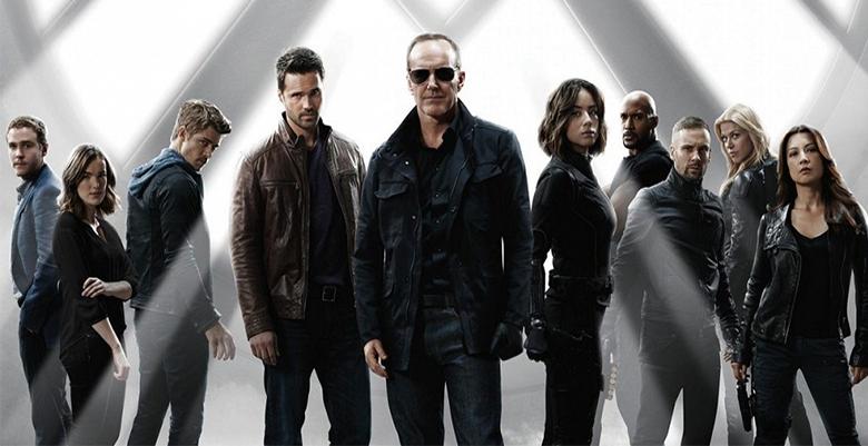 Série 10 Marvel Agents