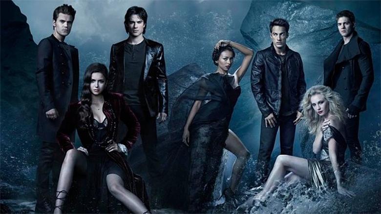 Série 9 The Vampire Diaries