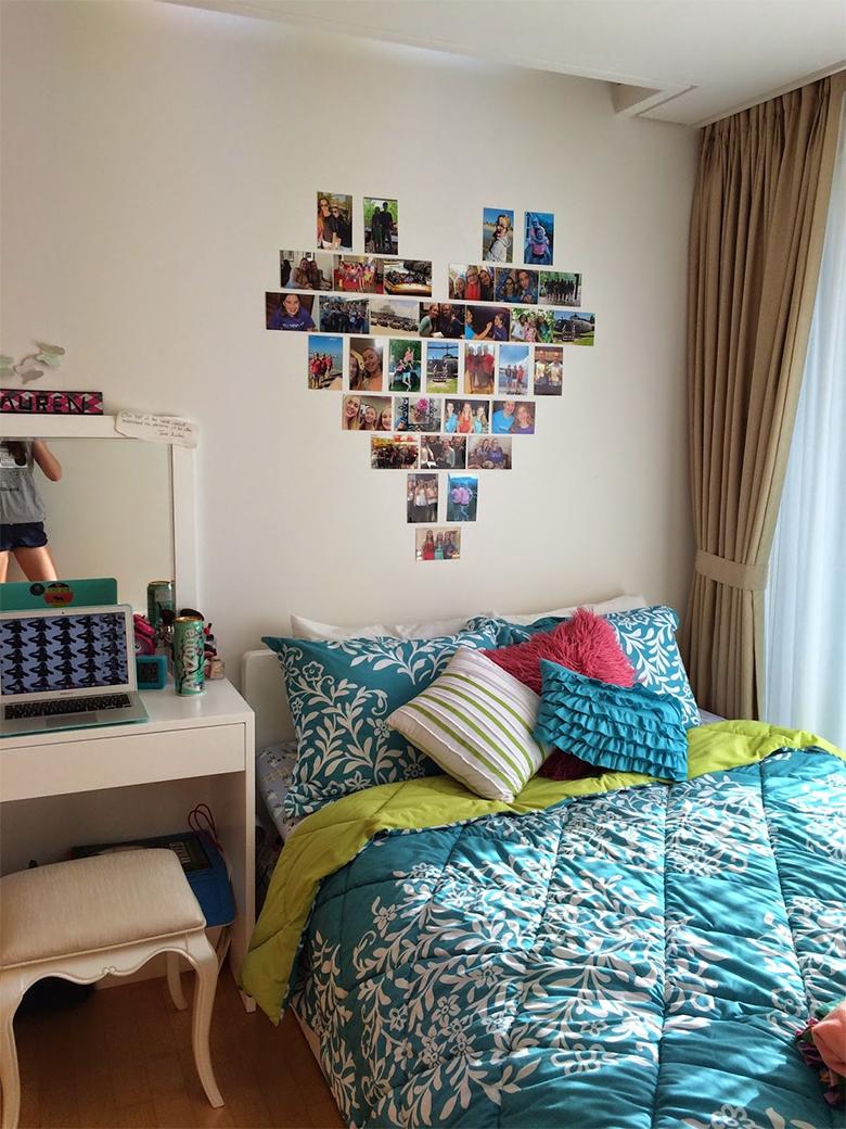 maneiras criativas de decorar a casa com fotos 1