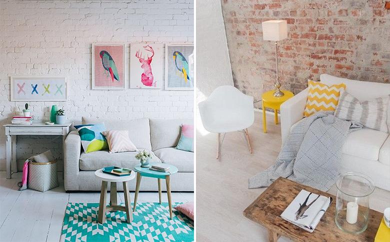 4 dicas para decorar a sala de estar gastando pouco 7