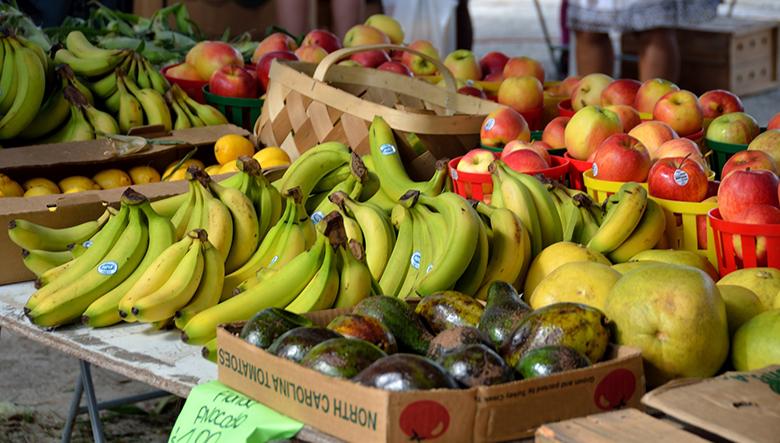 Como escolher frutas na feira 5