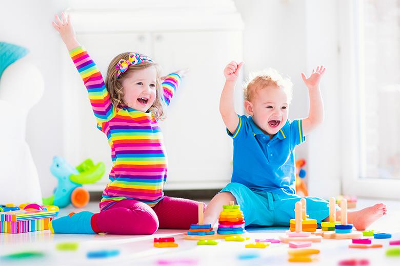 Como organizar os brinquedos dos filhos 1
