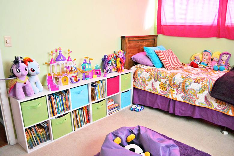 Como organizar os brinquedos dos filhos 3