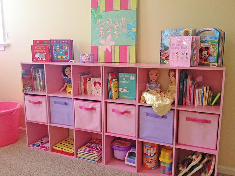 Como organizar os brinquedos dos filhos 4