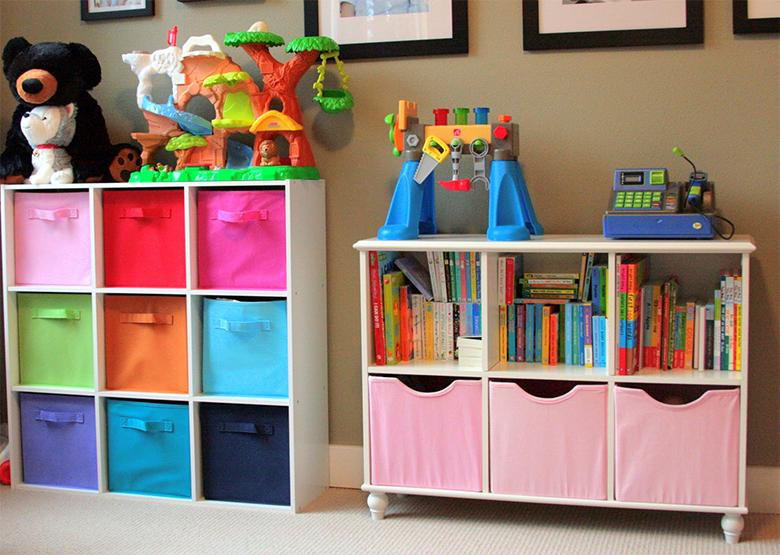 Como organizar os brinquedos dos filhos 6