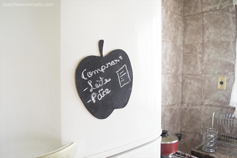 Ideias fáceis e baratas de decoração para cozinha 4