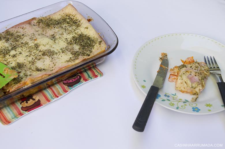 Receitas fáceis que ficam prontas em 30 minutos - Sanduíche de forno 2