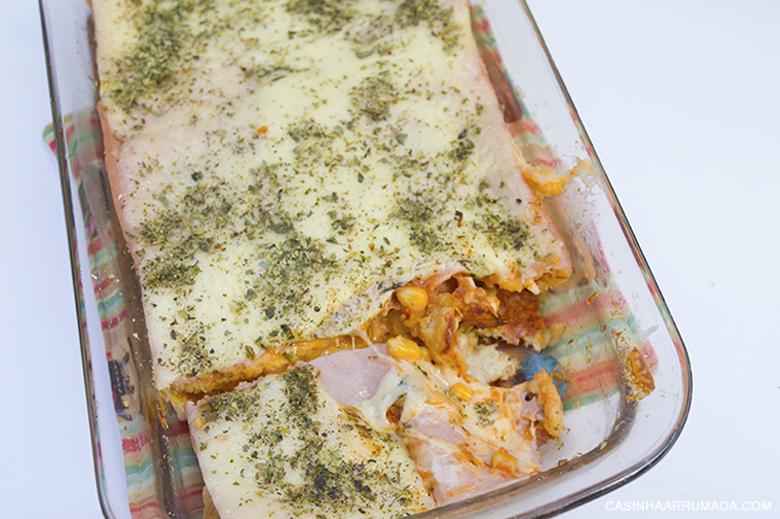 Receitas fáceis que ficam prontas em 30 minutos - Sanduíche de forno 3