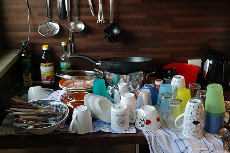 Alguns truques simples que vão ajudar você na hora de lavar a louça
