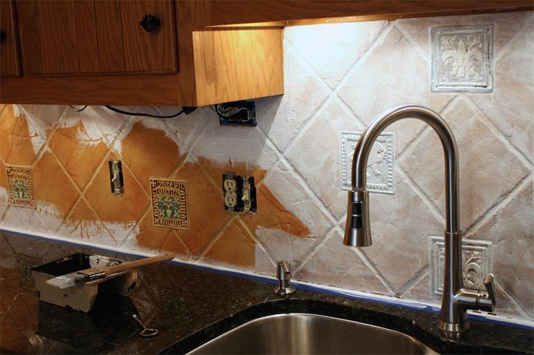 Tinta Ep 243 Xi Para Azulejos Como Renovar A Cozinha Ou O