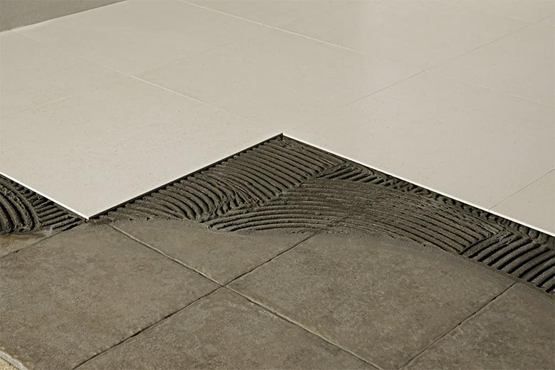 Como mudar o piso sem quebra quebra e sem remover o for Pisos pintados modernos