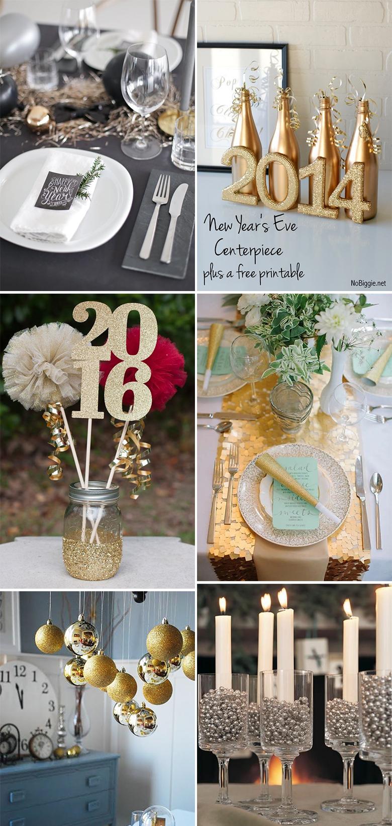 Ideias para decorar a mesa para o Ano Novo Casinha Arrumada -> Ideias Para Decorar Hamburgueria
