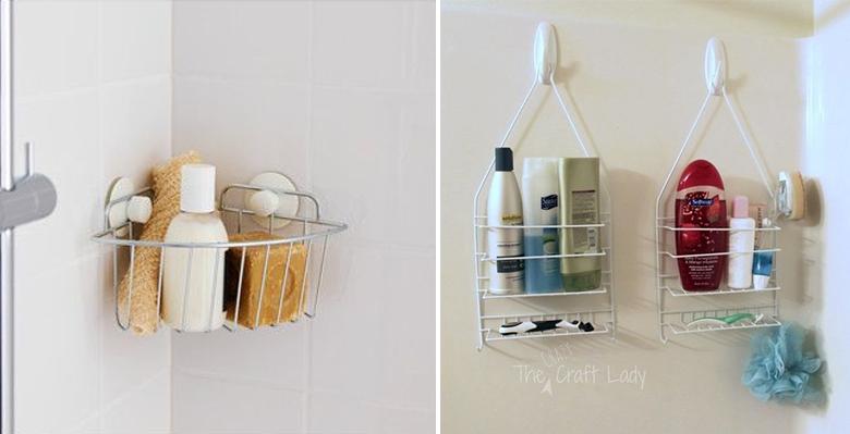 8 truques fantásticos para decorar e organizar banheiros pequenos