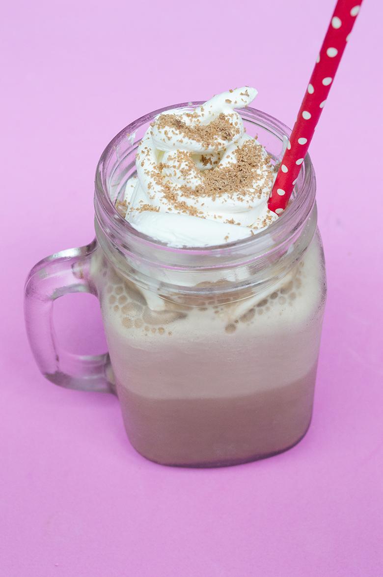 Receita de Frappuccino Café Gelado Casinha Arrumada 4