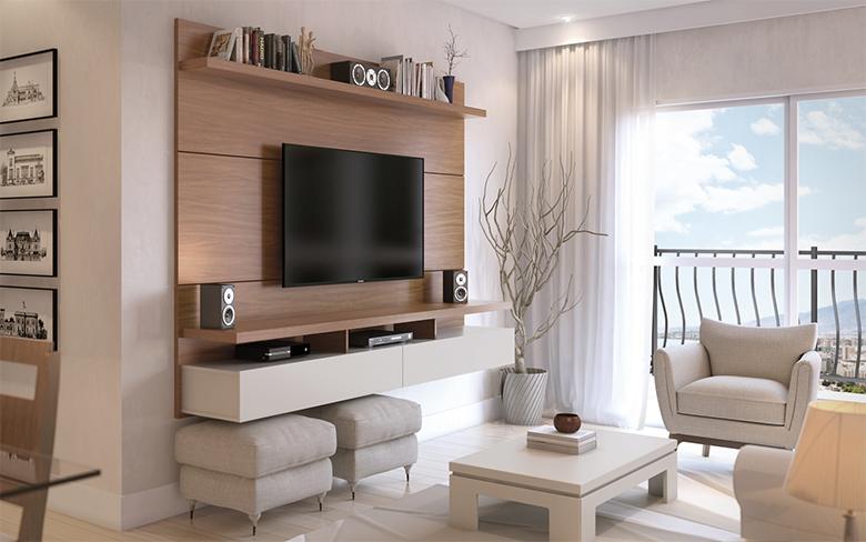 5 Tipos De M Veis E Suportes Para A Tv Casinha Arrumada