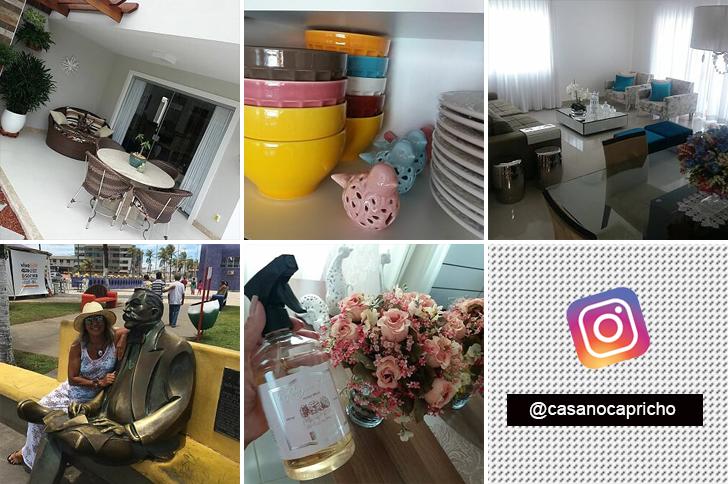 perfis inspiradores no Instagram