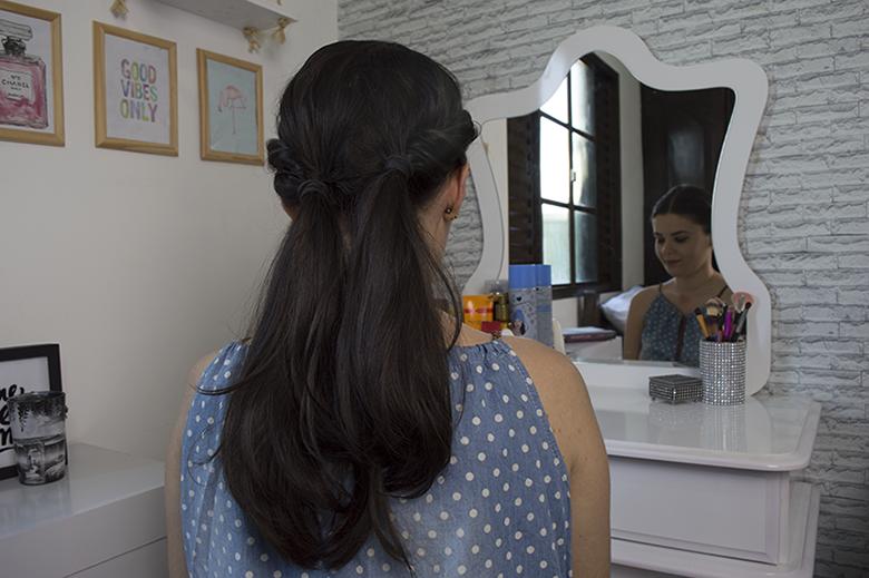 6 penteados fáceis e rápidos de fazer para usar no dia a dia