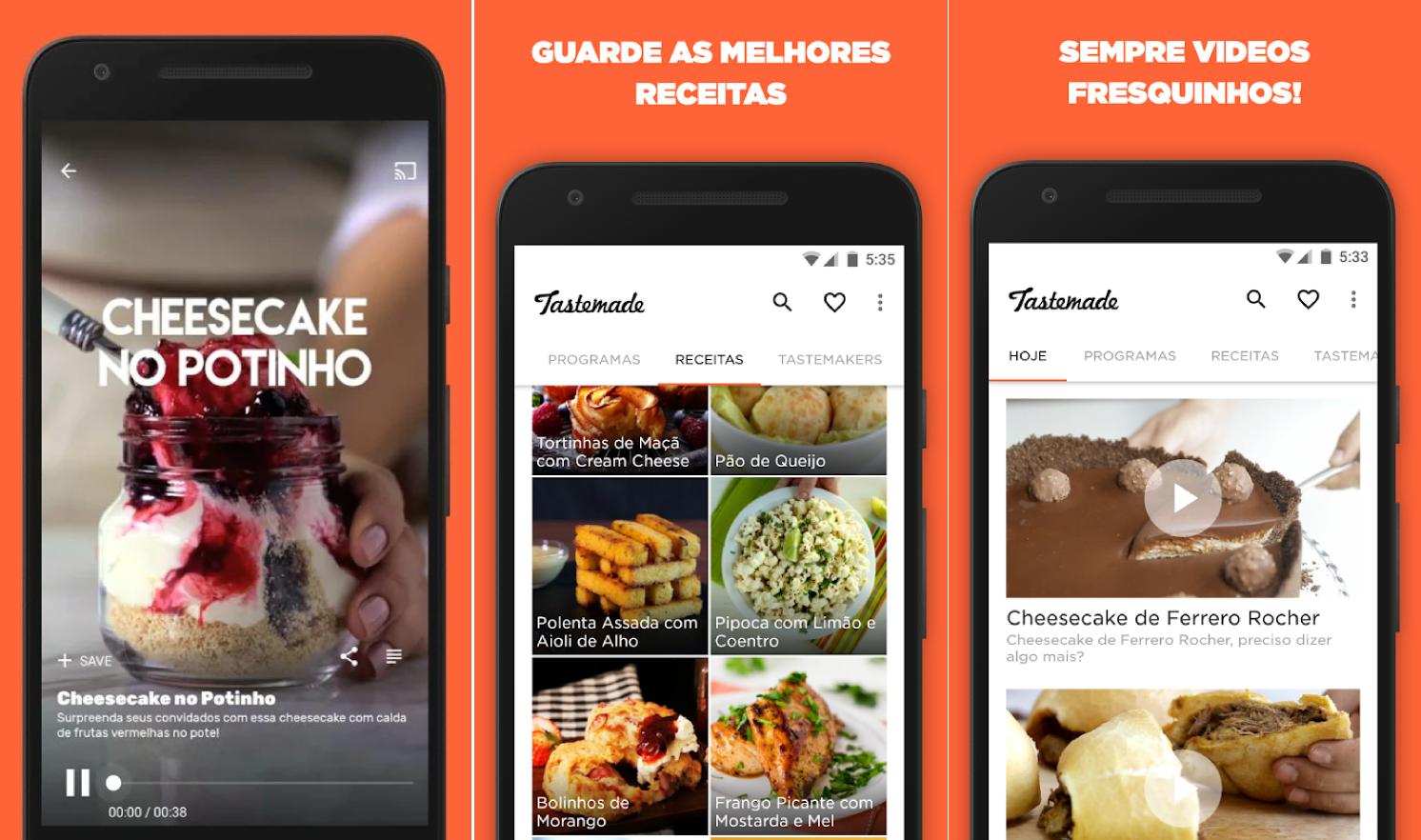 Aplicativos que ajudam na organização da casa Tastemade Receitas