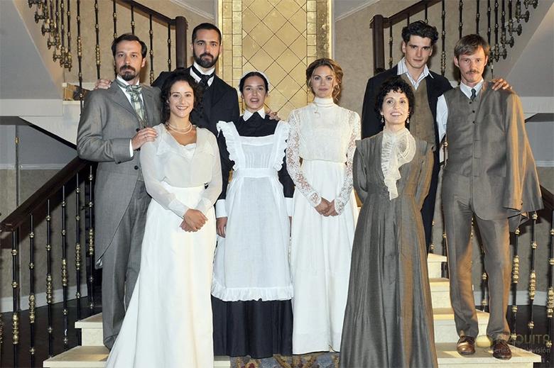 Série Gran Hotel